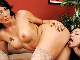 Despondent Lesbos! Watch A Beauty The fate of Her Despondent GF's Moist Bawdy Crevice