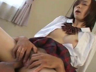 Check out this wild increased by hawt breasty Japanese mistake pass up right here, that babe is a sizzling slut that won't leave the patients alone. Here u will watch her going fucking eager giving an insane oral vocation to this fortunate fellow increased by getting her cunt hammered in all sorts of poses by his hard jock!