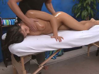 Pulchritudinous loved pubescent getting gaped hard in many positions