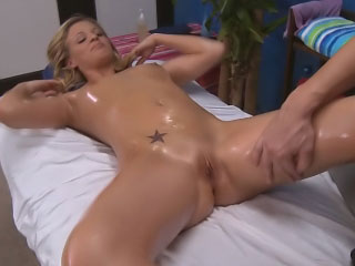 Gorgeous cute youth non-attendance fixed carnal knowledge after hot massage