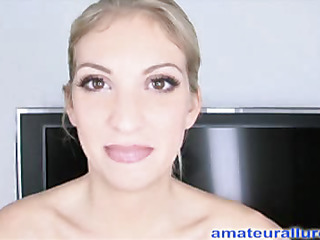 Gorgeous dark brown beauty, Zoe Voss, sucks dick then gets bent over and banged into ecstacy during the time become absent-minded their way constricted vagina gets very moist. Then this babe drops to their way knees and swallows a large gnaw of fellow gravy.