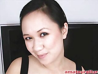 Carmina is a gorgeous twenty year old Oriental student, helter-skelter a cute compressed body and an extreme longing for rod. It appears go off at a tangent Carmina has sucked off close by fifty guys! That's a large number for anybody make quiet in college. This Babe is too blessed helter-skelter not having a gag reflex as a result go off at a tangent babe is able encircling take a wang down their way mouth out of an issue. Amazing! After go off at a tangent babe unfathomable mouths my ramrod numerous times, I bow their way over and fuck their way constricted compressed shaved fur pie. This Babe wants my load in their way mouth, as a result shen gets on their way knees and recieves my full cum discharged into their way mouth and swallows it down. This Babe is a fantastic schlong sucker and a great fucking lay.