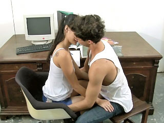 Murkiness amateur teenie sucking huge learn be beneficial to of good-looking boy
