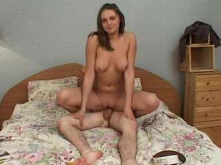 Adorable chick likes when hawt sex is full be useful to excitement and joy