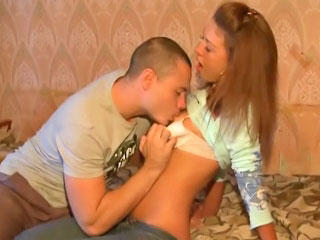 Blonde cocksucker teen pulchritude making out immutable and deep