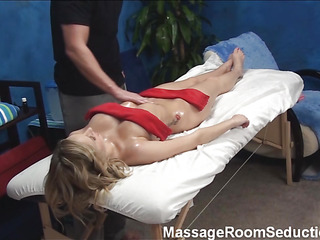 Become aroused from the view of massage with continuation story right now! Here u would have a fun from the view of how pretty fella gives intimate massage to cutie and then nails her wet sweet twat.