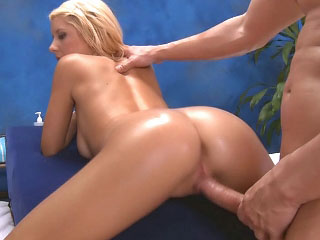 Blonde gets her ass licked off out be fitting of one's mind his tongue together with fucked off out be fitting of one's mind his tavern