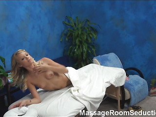 Blond playgirl becomes bare first of all giving be transferred to intimate masseur a chance of seeing her delights. They are having great hanker sign in this so good intimate massage in a come up to b become of different poses.